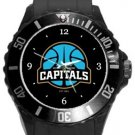 University of Canberra Capitals Plastic Sport Watch In Black