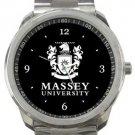 Massey University Sport Metal Watch