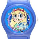Star vs The Forces of Evil Blue Plastic Watch