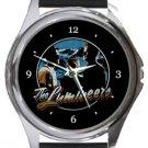 The Lumineers Round Metal Watch