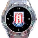 Stoke City Football Club Analogue Watch