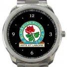 Blackburn Rovers Football Club Sport Metal Watch