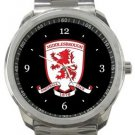 Middlesbrough FC Sport Metal Watch