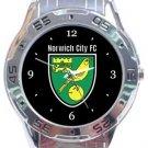 Norwich City Football Club Analogue Watch