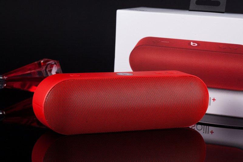 Beats by Dre. Pill Plus Bluetooth Wireless Speaker - RED