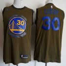 2019 Men's Golden State Warriors #30 Stephen Curry Basketball Jersey BNWT Free Shipping