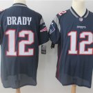 New England Patriots #12 Tom Brady Elite Jersey Navy Blue Free Shipping