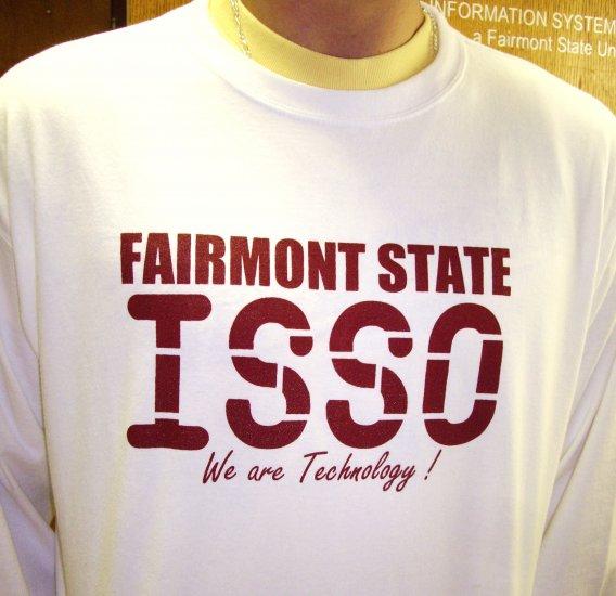 ISSO Long Sleeve Shirt Large