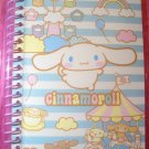 Cinnamoroll Mini Spiral Kawaii Notebook
