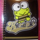Keroppi Mini Spiral Kawaii Notebook