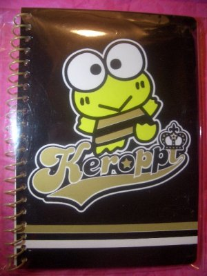 Keroppi Mini Spiral Kawaii Notebook