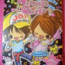 "Kamio ""Miracle Girls"" Kawaii memo pad"