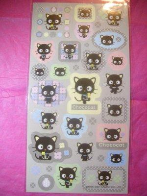1 (One) Sticker Sheet Super KAWAII