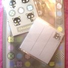 Chococat Letter Set Kawaii w/ Stickers