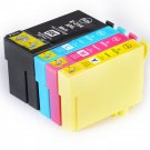 4 Pack Epson 252XL ink, WF-3620, WF-3640, WF-7110, WF-7610, WF-7620