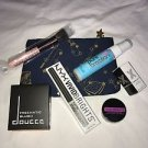 IPSY Makeup Glam Bag November 2016 Gold With 6 Beauty Products BONUS ITEM
