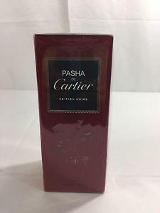 Cartier Pasha De Cartier Edition Noire Men's Eau De Toilette 150 ml/5 oz New