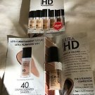 MAKEUP FOREVER Ultra HD Invisible Cover Foundation Y445 Lot of 2- Sample Size !!