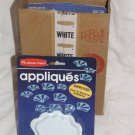 Rubbermaid Bathtub Appliques Vintage NEW BOX 6 Package LOT Bulk WHITE