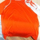 Mens Size XL NIKE Red Short Sleeve
