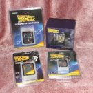 BACK TO FUTURE FLUX FAN PACK ULTIMATE Watch Chargers Keychain NEW FREE SHIP