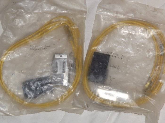 Lot of 2 Element Kits R1575-19 NEW OLD STOCK FREE SHIP