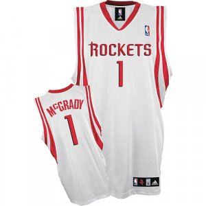 Houston Rockets Tracy McGrady Authentic Home Jersey