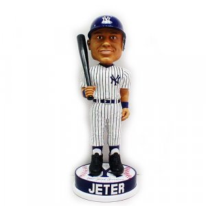 "New York Yankees Derek Jeter 36"" Bobber"