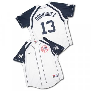 New York Yankees Alex Rodriguez Hardball Jersey by Nike