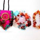 Women Empowerment Crystal Healing Pouch + Carnelian Bracelet