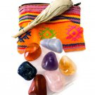The Complete Chakra Crystal Healing Kit