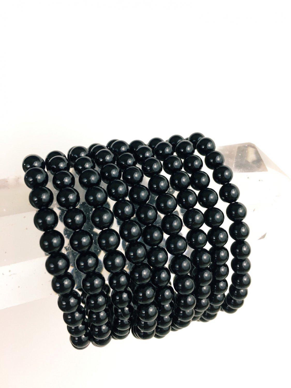 Black Onyx Bracelet Protection Jewelry