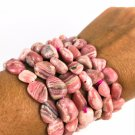 Genuine Natural Rhodochrosite Healing Bracelet
