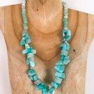 Natural Amazonite Necklace Stunning!