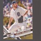 2017 Topps Gold #159 Justin Verlander LL 0278/2017 Team: Detroit Tigers