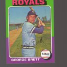 2017 Topps Rediscover Topps #RT6 George Brett Team: Kansas City Royals