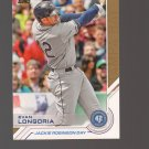2017 Topps Jackie Robinson Day #JRD4 Evan Longoria Team: Tampa Bay Rays