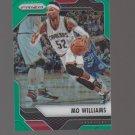 2016-17 Panini Prizm Prizms Green #40 Mo Williams Team: Cleveland Cavaliers