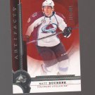 2016-17 Artifacts #109 Matt Duchene STAR 481/499 Team: Colorado Avalanche