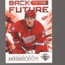 2012-13 Limited Back To The Future #BTFLS Nicklas Lidstrom & Brendan Smith /199