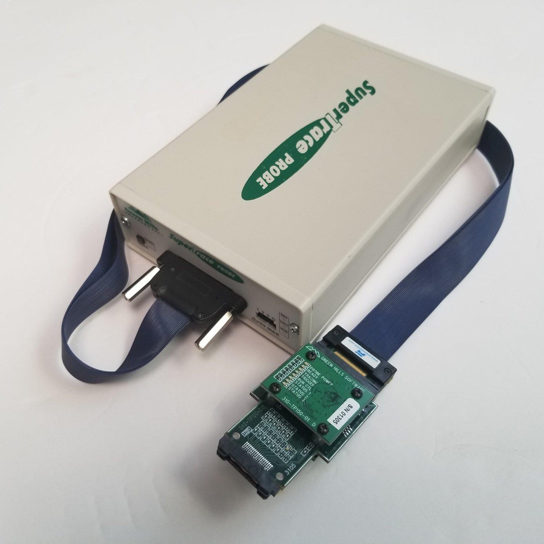 Green Hills Software SuperTrace Probe Multi-Processor Debug Interface, ETM/PPC