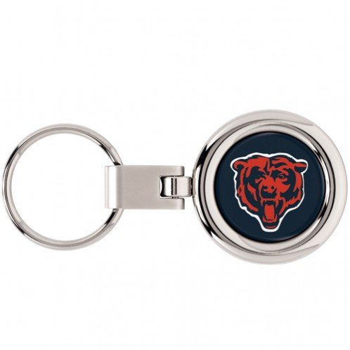 CHICAGO BEARS PREMIUM DOMED KEY RING WINCRAFT