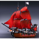 LEPIN 16009 Pirates Of The Caribbean Queen Anne's Revenge 1151pcs - Free Shipping