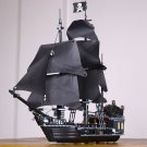LEPIN 16006 Pirates Of The Caribbean The Black Pearl 804pcs - Free Shipping