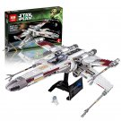 Lepin 05039 Star Wars UCS The X-wing Rebel Red Five Starfighter 1586pcs - Free Shipping