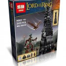 LEPIN 16010 Lord of The Rings The Tower of Orthanc 2430pcs - Free Shipping