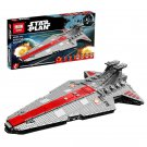 Lepin 05077 Star Wars The UCS Republic Star Destroyer Cruiser ST04 6125pcs - Free Shipping