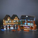 Lepin 16011 The Medieval Manor Castle 1601Pcs - Free Shipping
