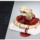 XingBao 04002 The New Alien  Creative Movie Series 830pcs - Free Shipping
