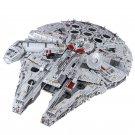 NEW 2017 LEPIN 05132 Star Wars UCS Millennium Falcon 8445pcs - Free Shipping